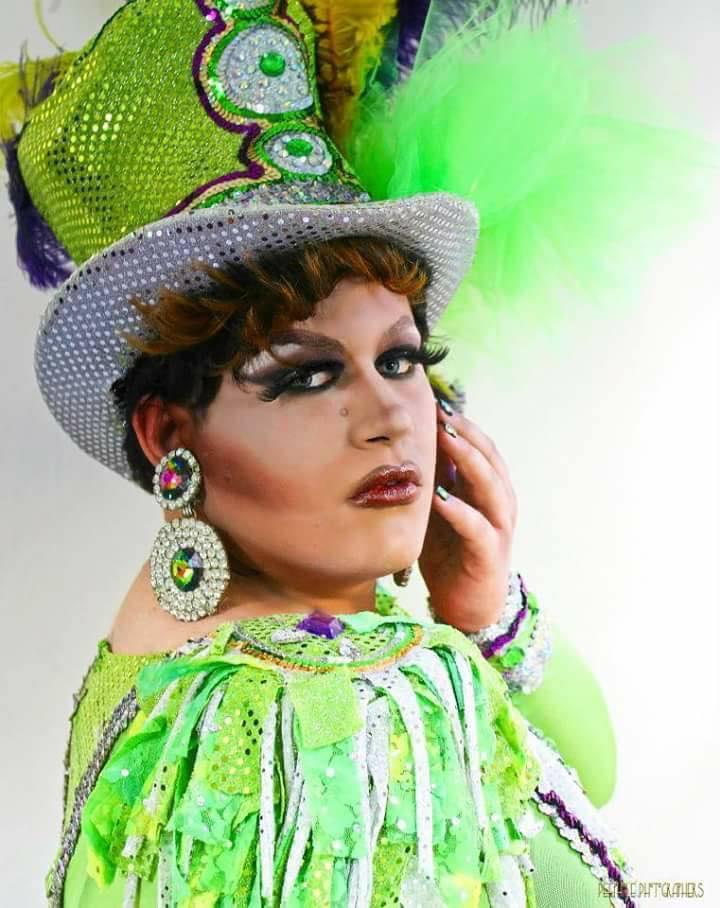 Jade Nicole La-Roux - Photo by Peephole Images