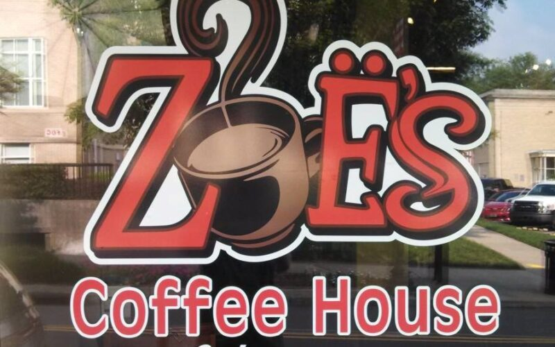 Zoe's Coffee House & Lounge (Gastonia, North Carolina)