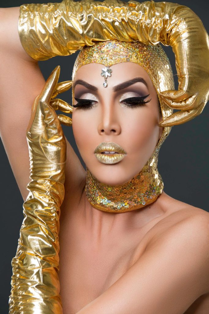 Sunny Dee Lite - Photo by The Drag Photographer