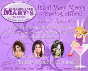Show Ad   Hamburger Mary's (Ybor City, Florida)   4/4/2010