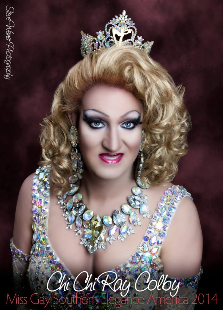 Chi Chi Ray Colby - Photo by Steve Weiner Photography