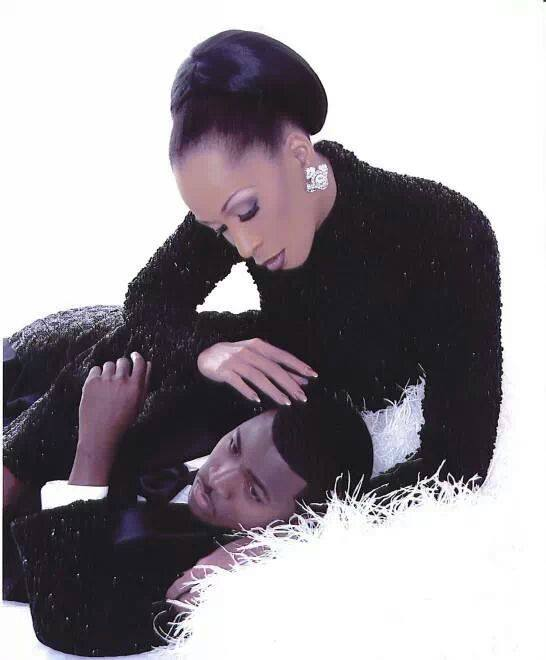 Jerwan Bonet and Tommie Ross - Mr. and Miss Black America 2004