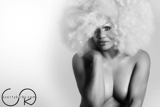 Mia Inez Adams - Photo by Scotty Kirby