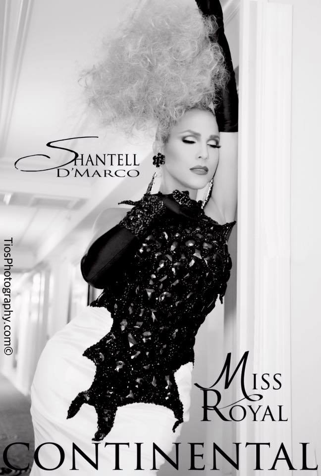 Shantell D'Marco - Photo by Tios Photography