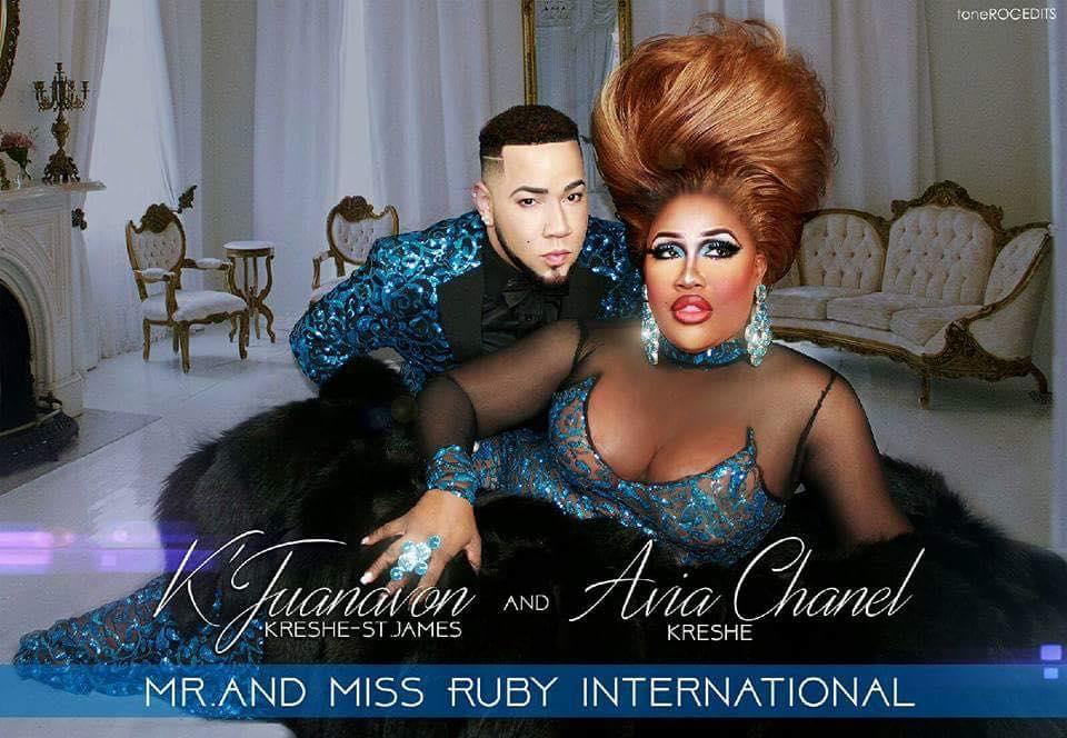 K'Juanavon Kreshe-St. James and Avia Chanel Kreshe - Photo by Tone Roc Edits