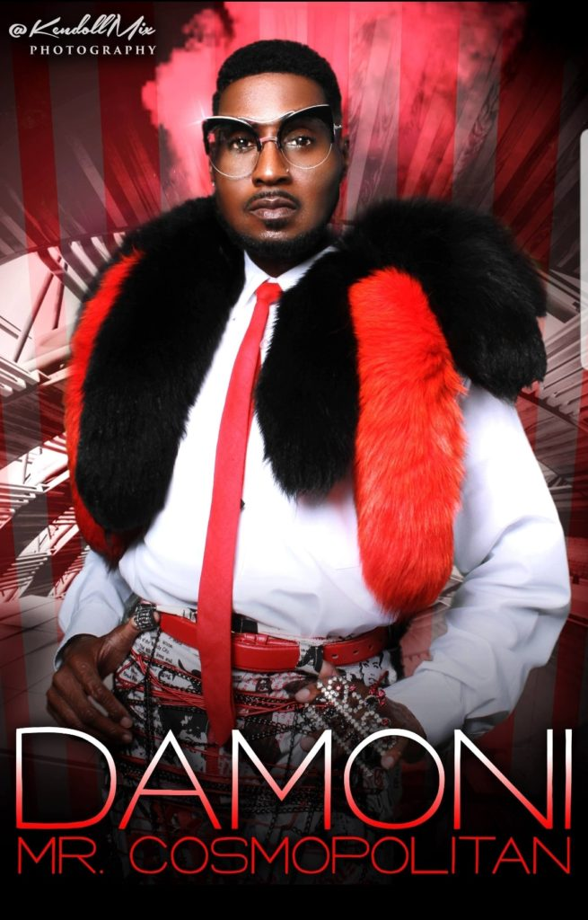 Damoni Hall Dickerson - Photography by Kendoll Mix Photography