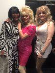 Misty Knight, Amanda Kayne and Jade Sexton
