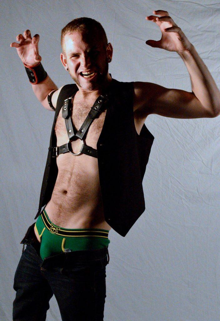 Josh Mikael - Photo by Rodney Veal