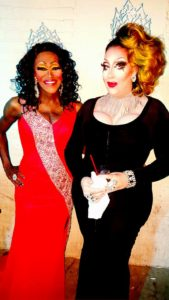 Misty Knight and Carrie Jewells Summers