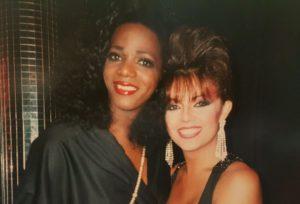 Leslie RaJeanne and Maya Douglas