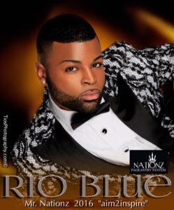 Rio Blue - Photo by Tios Photography