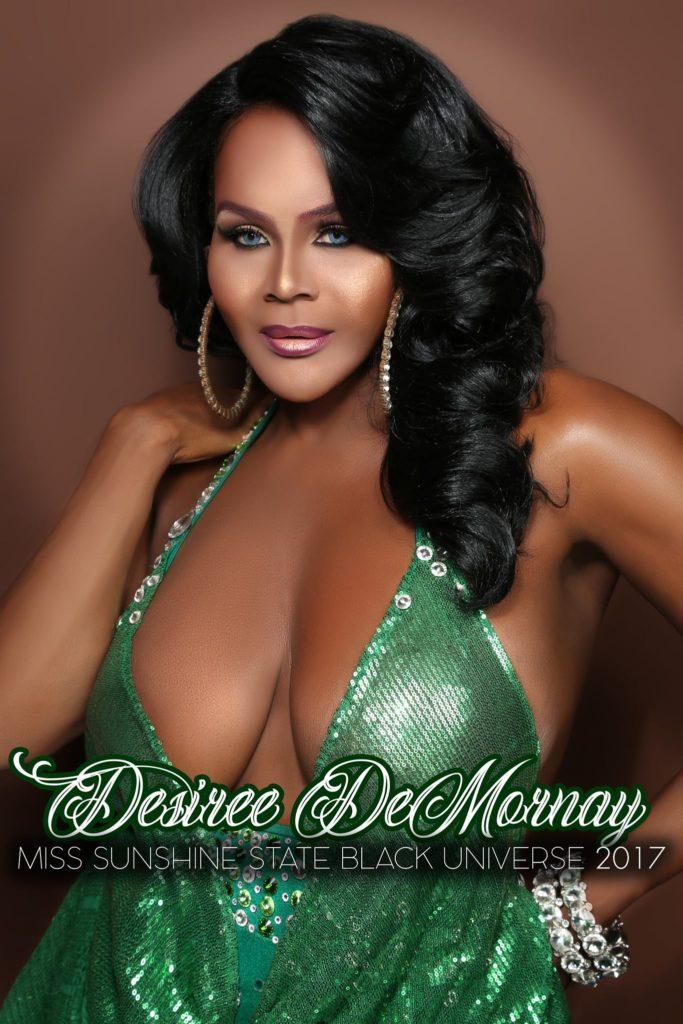 Desiree DeMornay - Photo by Scotty Kirby