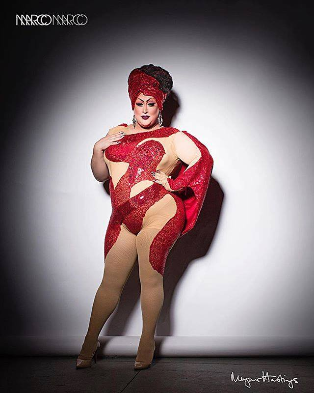 Vicky Vox - Photo by Magnus Hastings