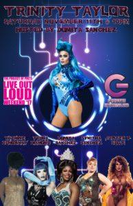 Show Ad   Garden Nightclub (Des Moines, Iowa)   11/11/2017