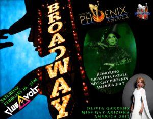 Show Ad | Miss Gay Phoenix America | Club Volt (Phoenix, Arizona) | 2/10/2018