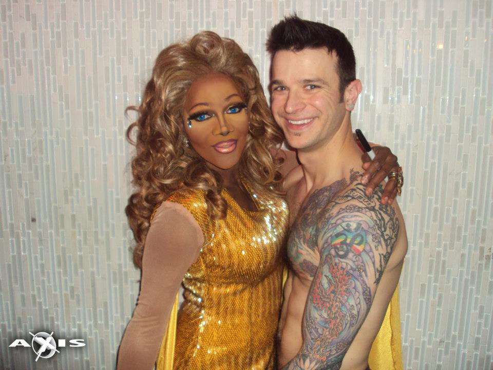 Coco Montrese and Johnny Dangerously