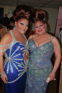 April Reign and Victoria Parker