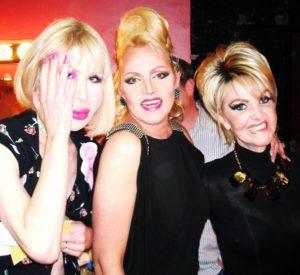 Gilda Golden, Dana Douglas and Apple Love