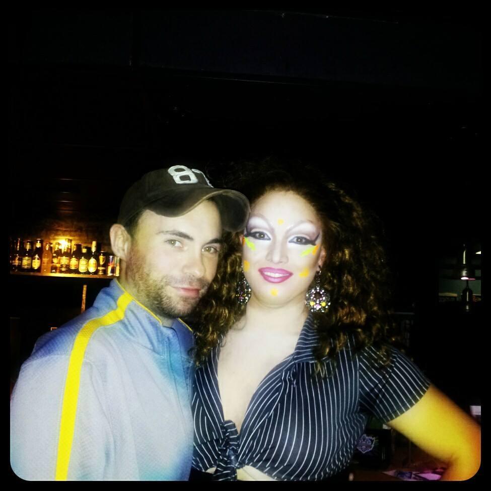 Cory and Nikki Stone