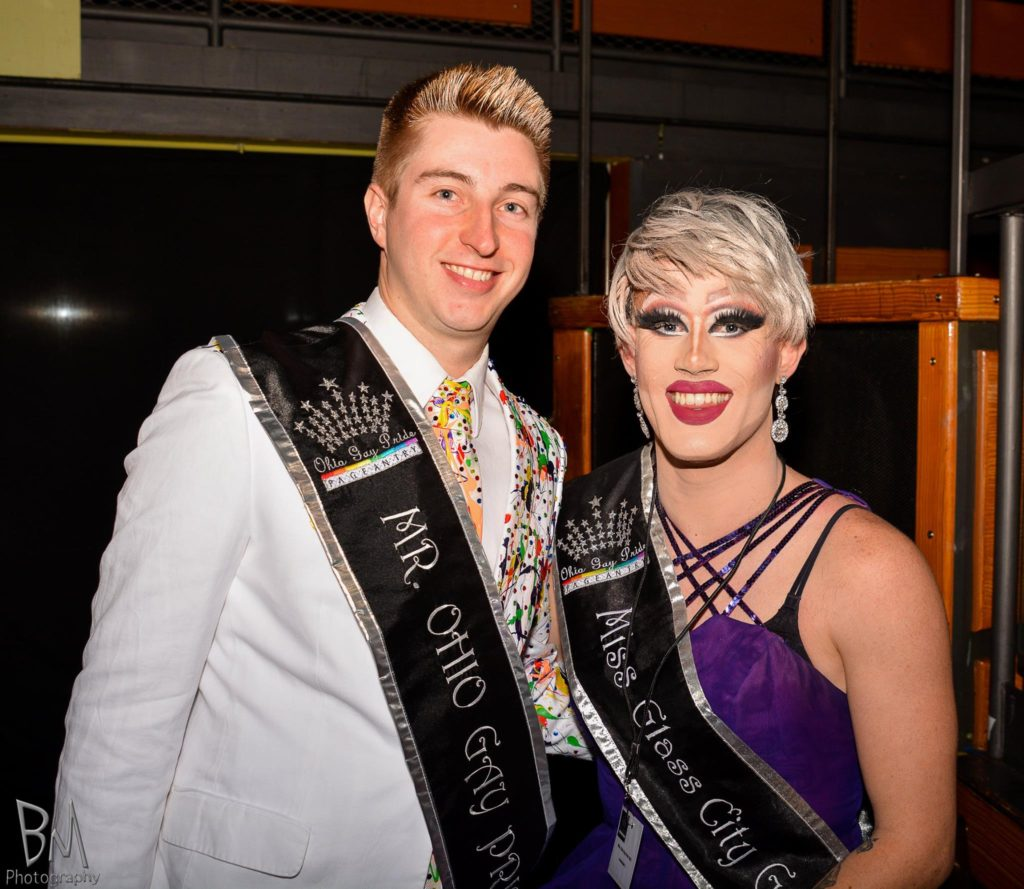 Dane Decardeza and Soy Queen - Photo by Bryce McCaughey
