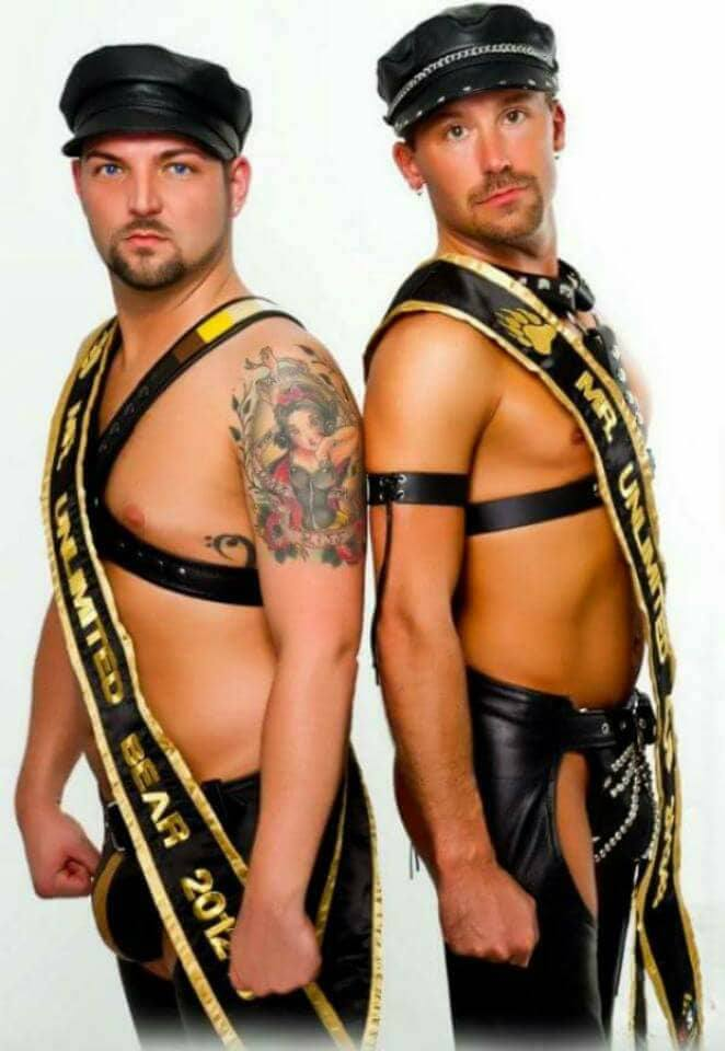 Jackson Russo and Adam Cole Raye