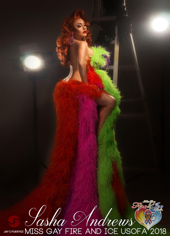 Sasha Andrews - Photo by Jay Fuertez