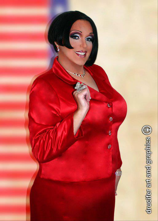 Big Lily Luscious - Photo by Drucifer Art and Graphics