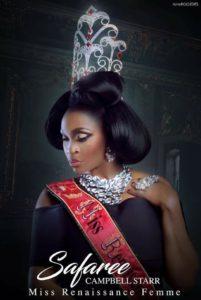 Safaree Campbell Starr - Photo by Tone Roc Edits