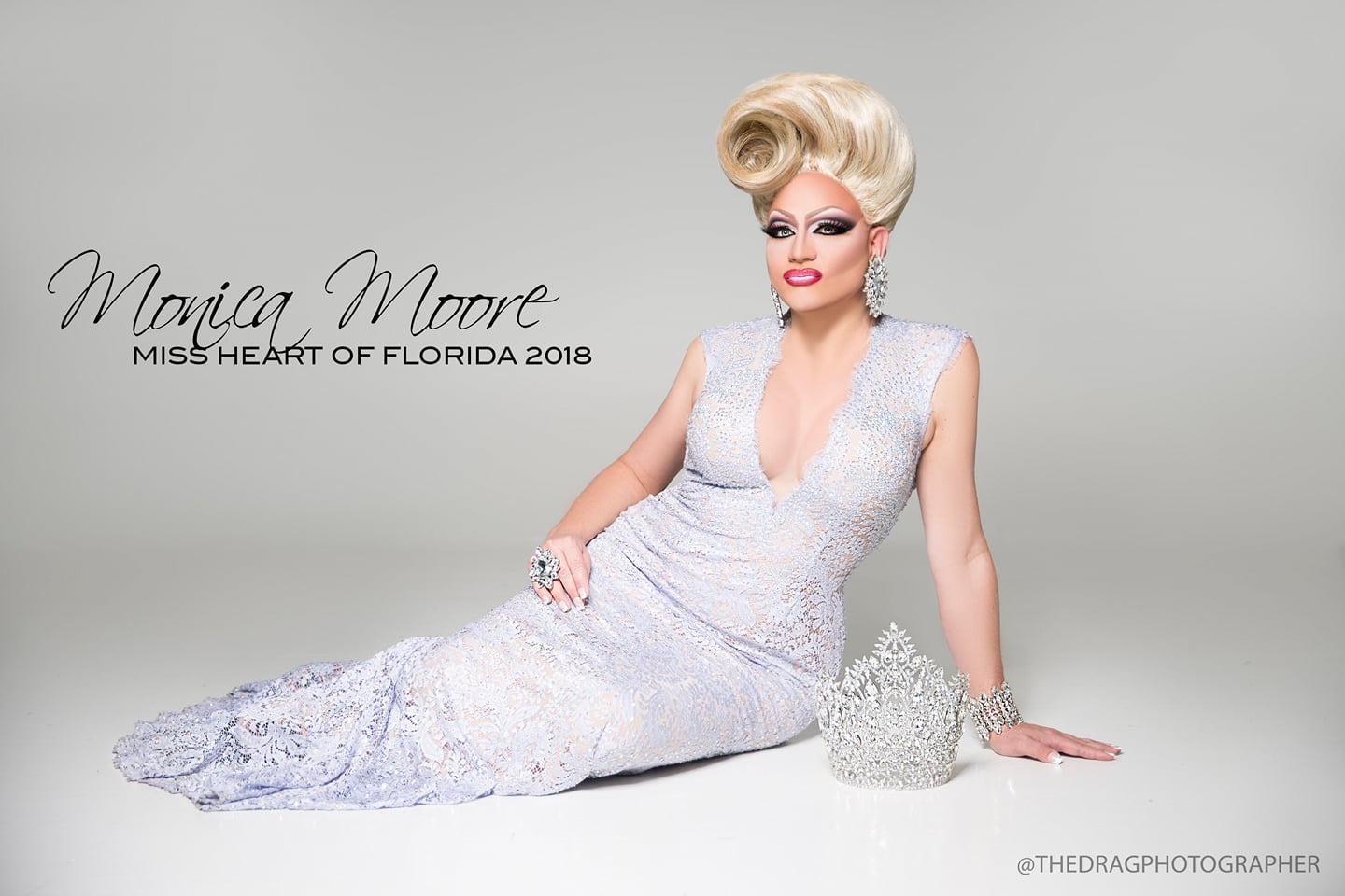Monica Moore - Photo by The Drag Photographer
