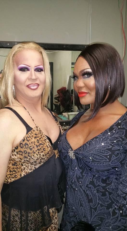 Missy Marlo and Bianca Debonair