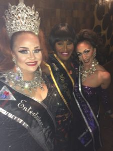Bella Nicole Harlow, Misty Knight and Victoria Rios