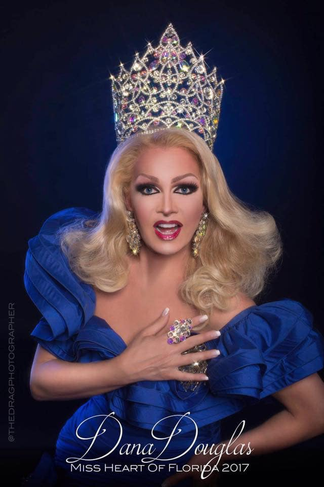 Dana Douglas - Photo by The Drag Photographer