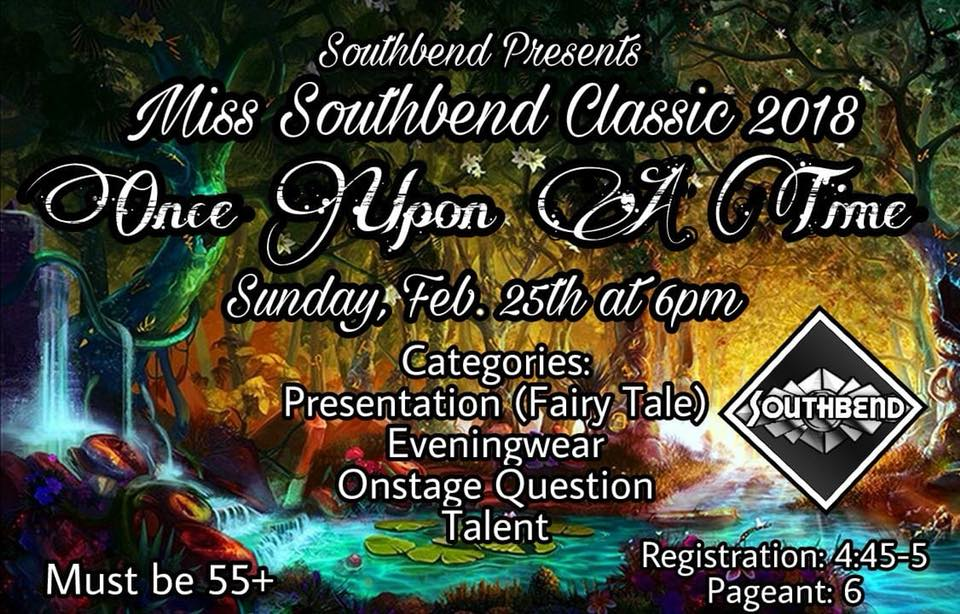 Show Ad | Miss Southbend Classic | Southbend Tavern (Columbus, Ohio) | 2/25/2018