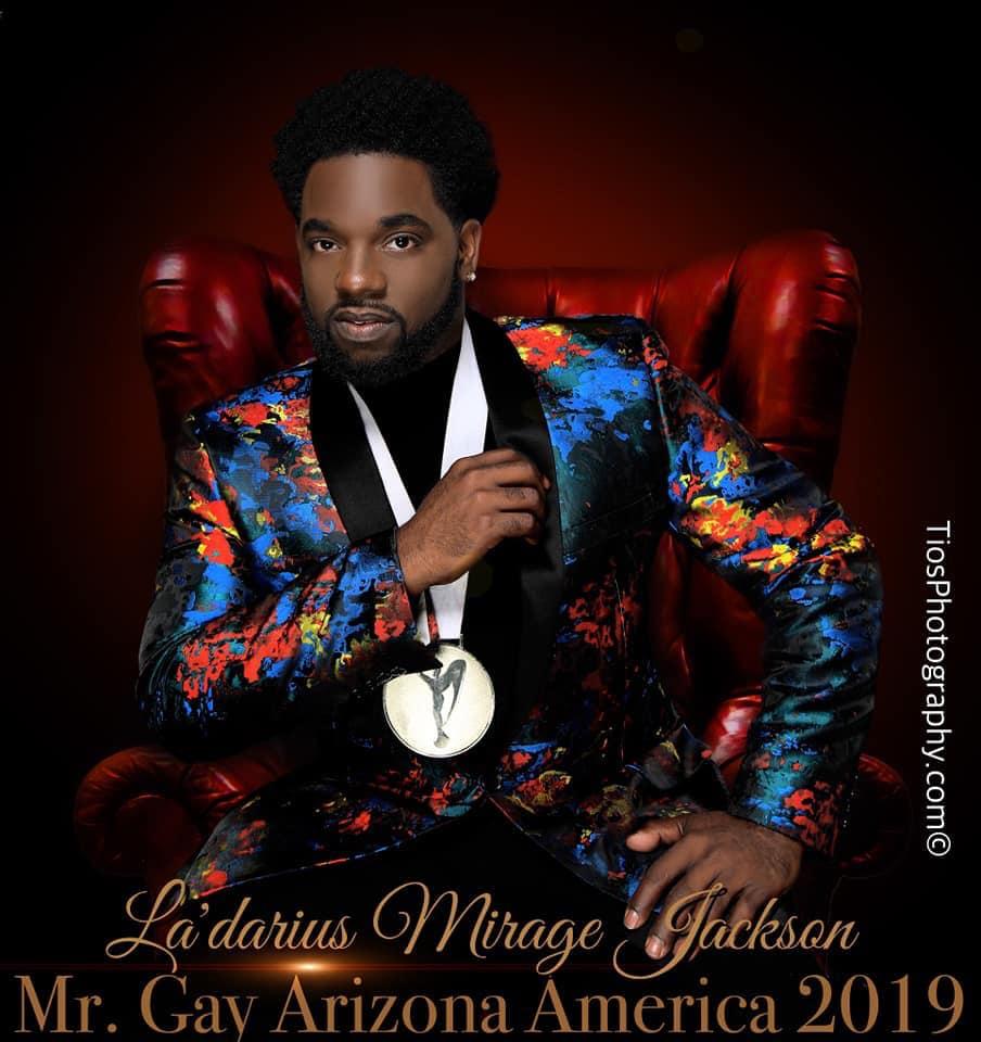 La'darius Mirage Jackson - Photo by TIos Photography
