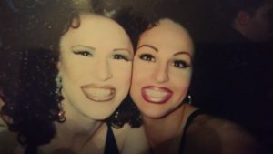 Nicolette Ashton and Erica Andrews