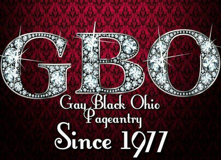 Gay Black Ohio Pageantry logo