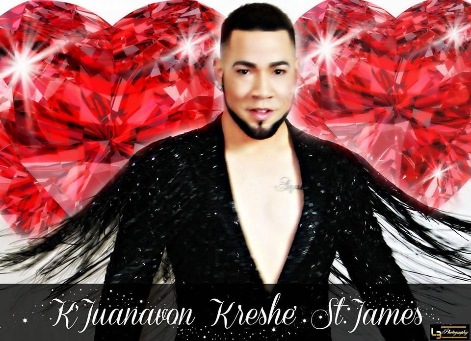 K'Juanavon Kreshe-St. James