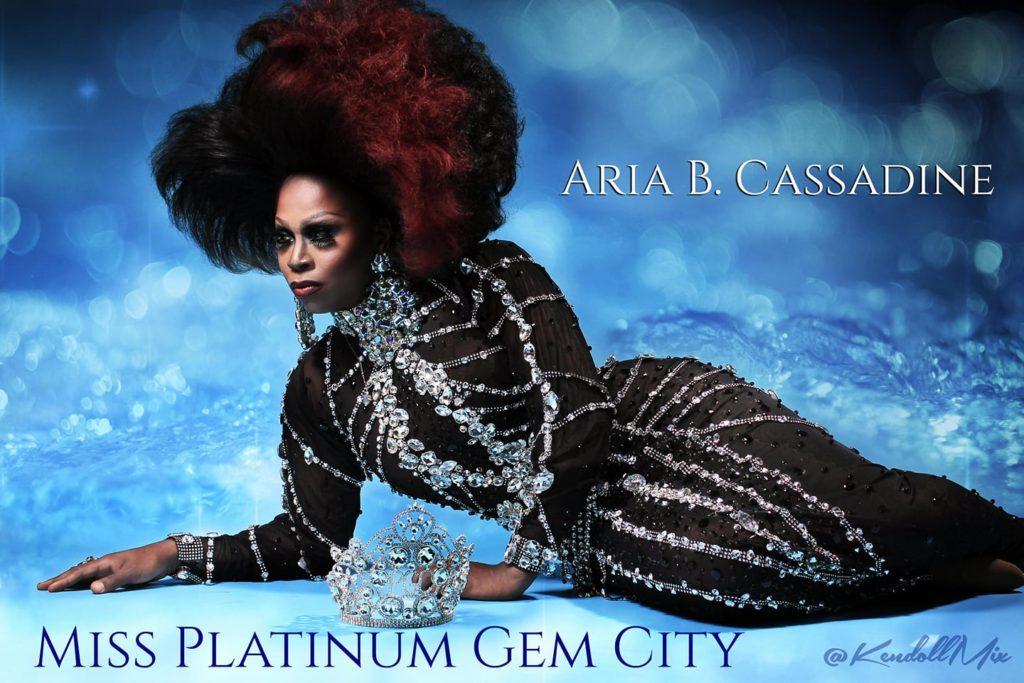 Aria B. Cassadine - Photo by Kendoll Mix