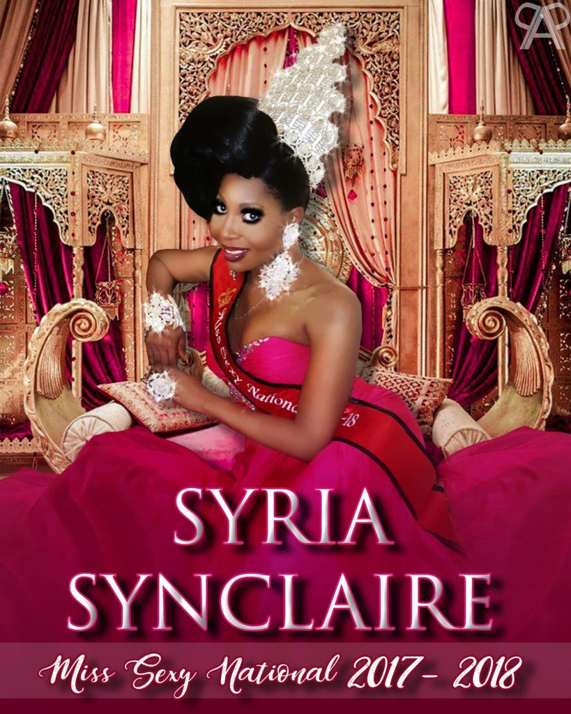 Syria Synclaire