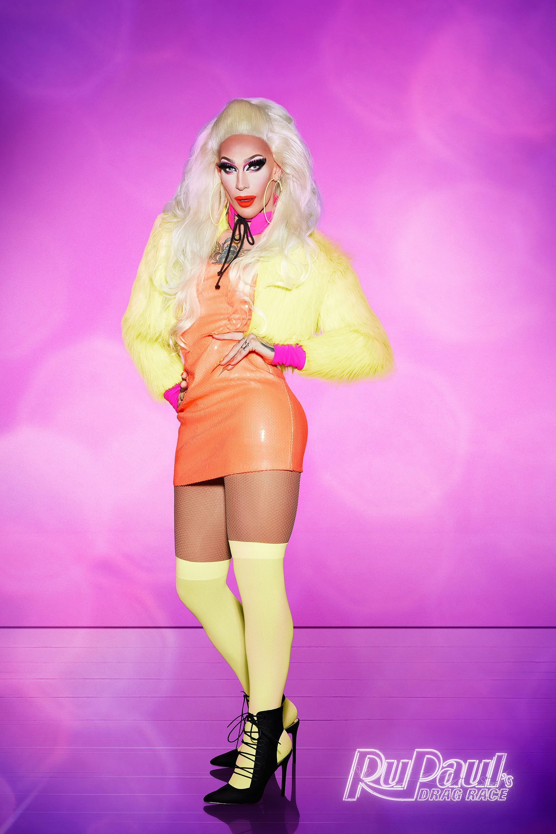 Kameron Michaels | RuPaul's Drag Race Season 10 Cast | Credit: VH1