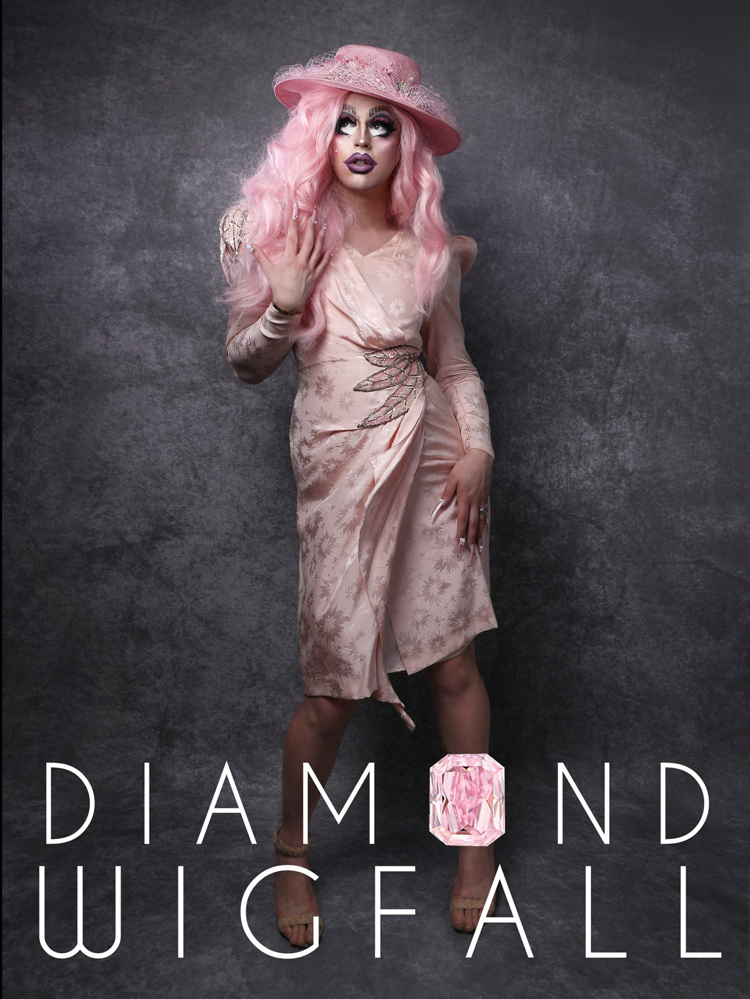 Diamond Wigfall - Photo by James Michael Avance