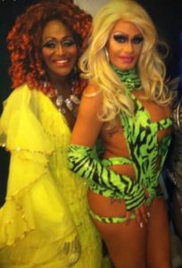 Misty Knight and Nikki Dimon