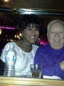 Misty Knight and Jim Flint