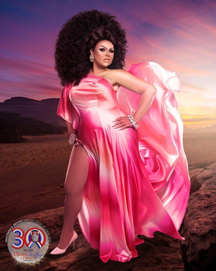 Shavonna Brooks - Photo by The Drag Photographer