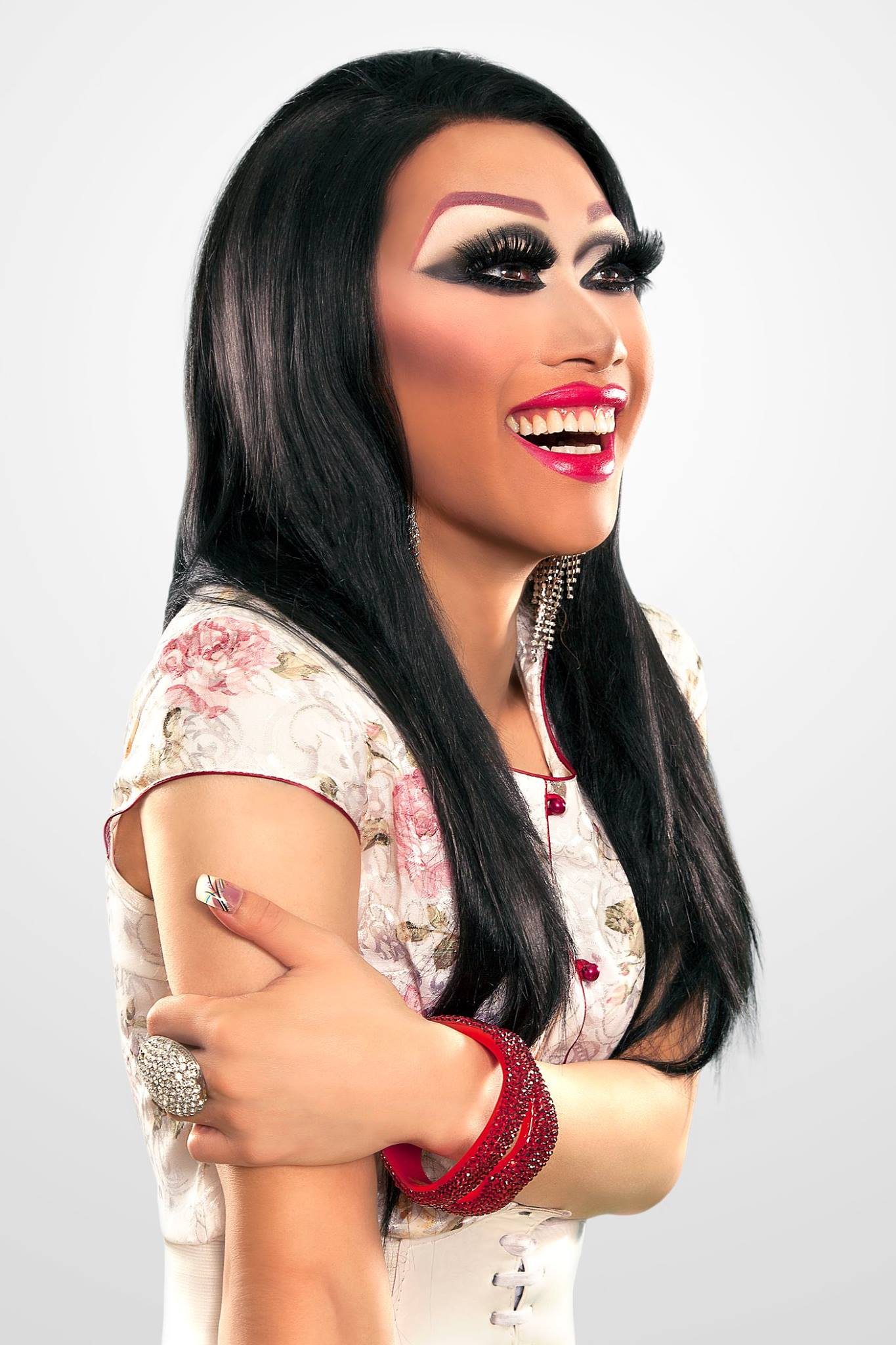 Yuhua Hamasaki - Photo by Preston Burford