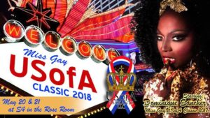 Show Ad   Miss Gay USofA Classic   S4 in the Rose Room (Dallas, Texas)   5/20-5/21/2018