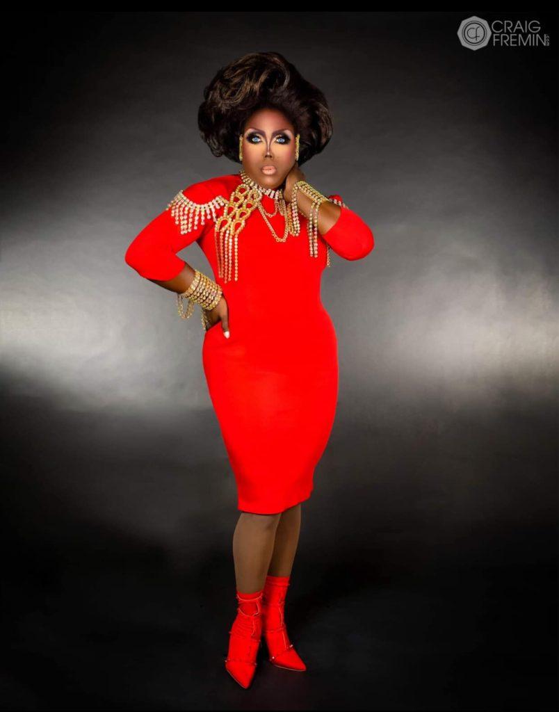 Aariyah Sinclaire - Photo by Craig Fremin