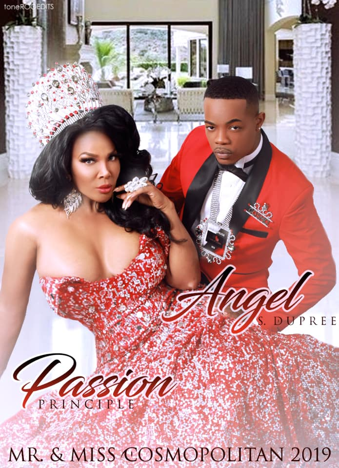 Passion Principle and Angel S. Dupree - Photo by Tone Roc Edits