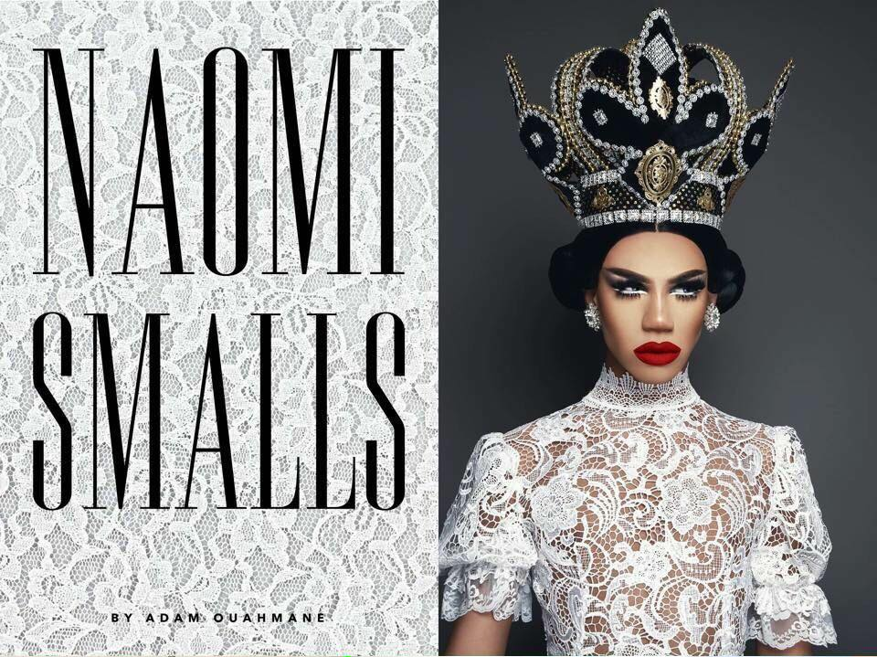 Naomi Smalls - Photo by Adam Ouahmane