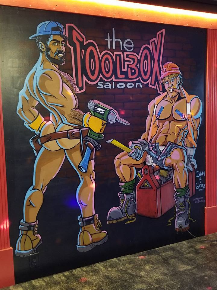 Toolbox Saloon (Columbus, Ohio)
